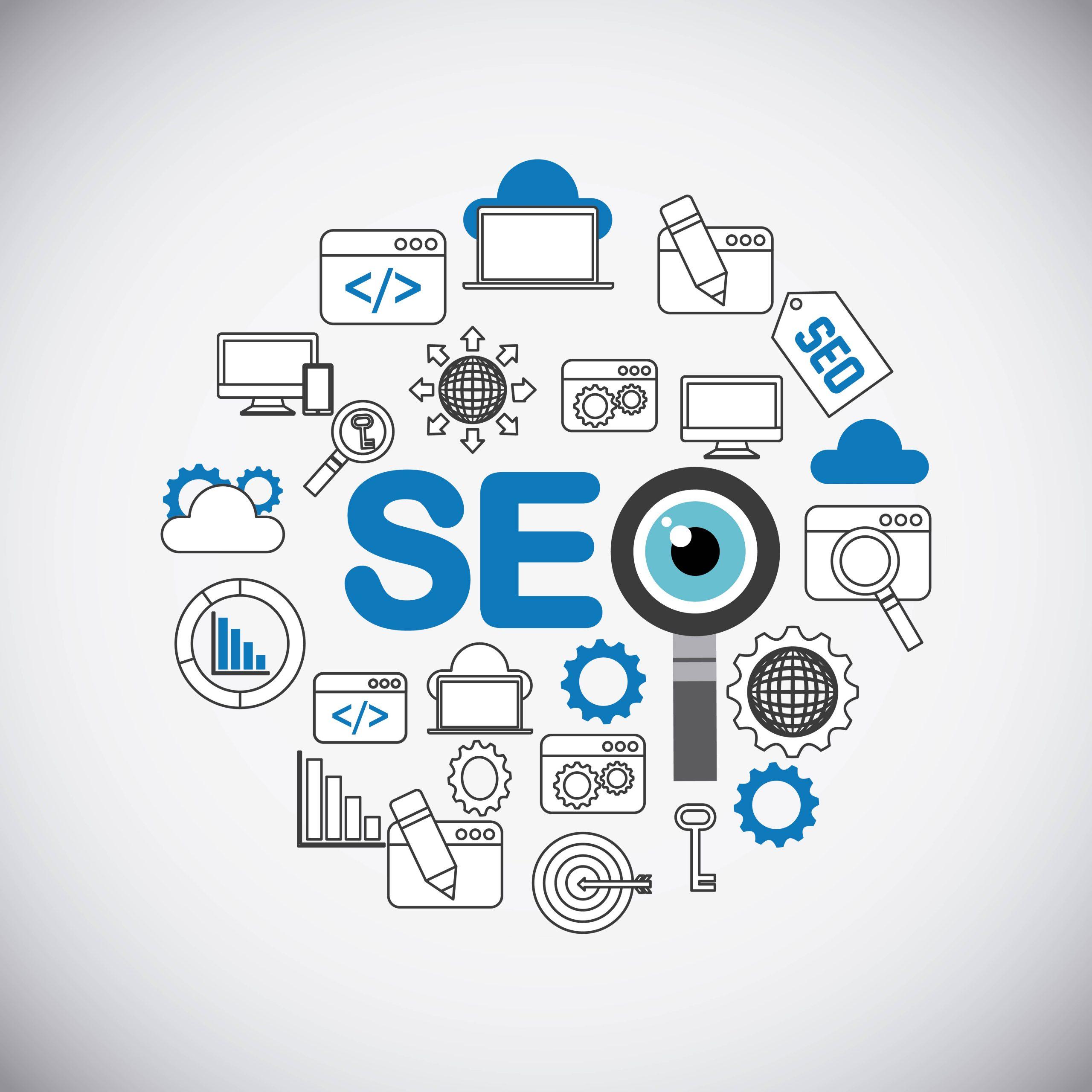 SEO Ready Web Design ATS Digital Marketing